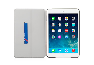 Чехол CAPDASE Folder Case Sider Baco для Apple iPad Mini / Apple iPad Mini с дисплеем Retina - черный