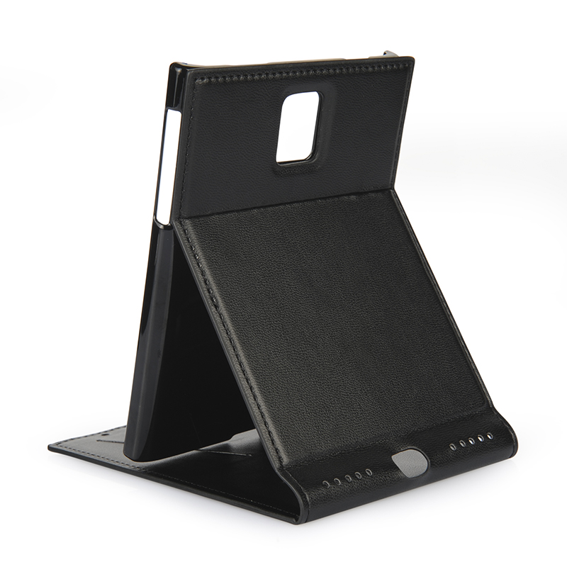 Чехол книжка Capdase Folder Case Upper Classic для BlackBerry Passport - черный