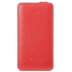 Кожаный чехол Melkco для Blackberry Z10 - Jacka Type - красный