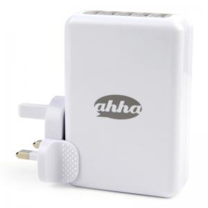 Сетевое зарядное устройство с 5-ю USB выходами для смартфонов и планшетов - Ahha Eagle 5-USB Charger