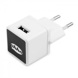 Сетевое зарядное устройство с USB выходом для смартфонов - Ahha Kuga Single USB Charger