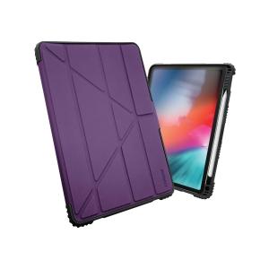 Противоударный чехол Capdase BUMPER FOLIO Flip Case для iPad 9.7 2017/iPad 9.7 2018, сиреневый