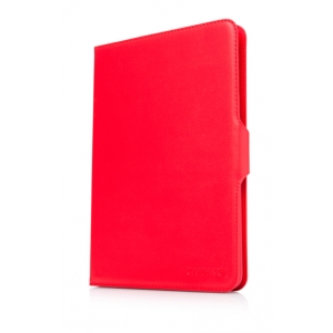 Чехол CAPDASE Folder Case Flipjacket для Apple iPad Mini / Apple iPad Mini с дисплеем Retina - красный