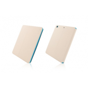 Чехол CAPDASE Folder Case Sider Baco для Apple iPad Mini / Apple iPad Mini с дисплеем Retina - белый