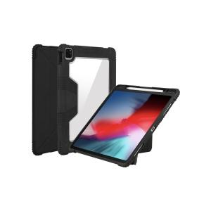 """Противоударный защитный чехол BUMPER FOLIO Flip Case для Apple iPad Pro 12.9"""" (2020)"""