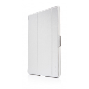 Металлический чехол CAPDASE Alumor Jacket для Apple iPad 3 / iPad 4 / iPad 2 - серебристый
