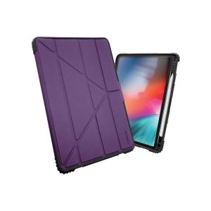 """Противоударный защитный чехол Capdase BUMPER FOLIO Flip Case для Apple iPad 10.2"""" (2019/2020), сиреневый"""