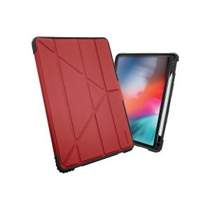 """Противоударный защитный чехол Capdase BUMPER FOLIO Flip Case для Apple iPad 10.2"""" (2019/2020), красный"""