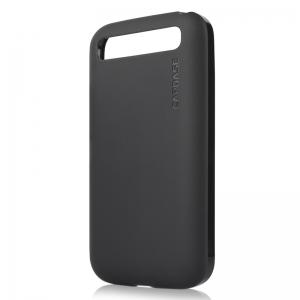 Силиконовый чехол Capdase Soft Jacket Xpose для Blackberry Classic Q20 - черный
