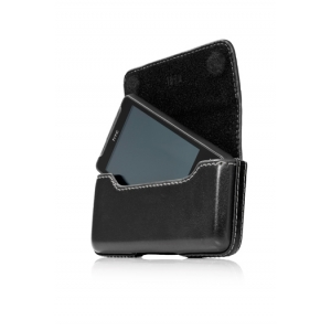 Чехол-сумочка поясной CAPDASE Klip Holster 105A размер 105 x 55 x 16 мм - чёрный