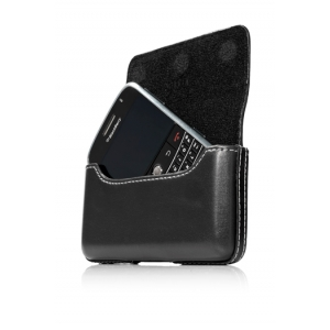 Чехол-сумочка поясной CAPDASE Klip Holster 117A размер 117 x 69 x 19 мм - чёрный