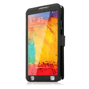 Чехол Capdase Foder Case Sider V-Baco для Samsung Galaxy Note 3 SM-N900 - черный