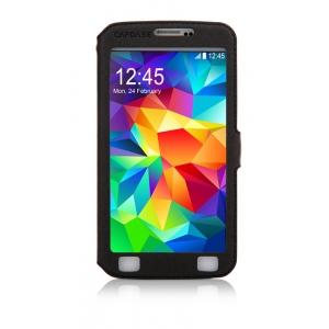 Чехол Capdase Folder Case Sider V-Baco для Samsung Galaxy S5 - черный