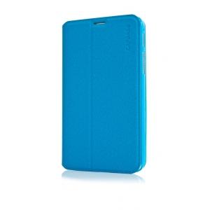 """Чехол CAPDASE Folder Case Sider Baco для Samsung Galaxy Tab 3 7.0"""" T2100 / T2110 - голубой"""