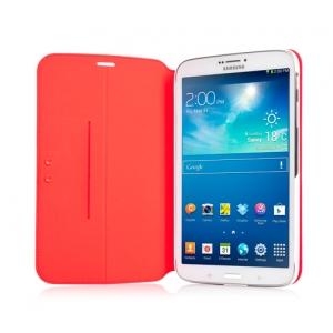 """Чехол CAPDASE Folder Case Sider Baco для Samsung Galaxy Tab 3 8.0"""" T3100 / T3110 - красный"""