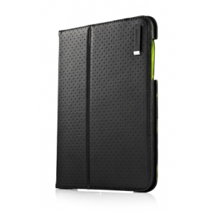 "Чехол CAPDASE Protective Case Folio Dot для Samsung Galaxy Tab 7.7"" P6810/P6800 - чёрный"