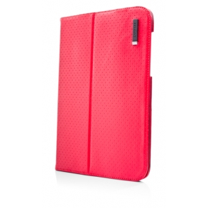 "Чехол CAPDASE Protective Case Folio Dot для Samsung Galaxy Tab 8.9"" P7300 / P7310 - красный"