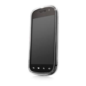 Силиконовый чехол CAPDASE Soft Jacket 2 Xpose для Samsung Nexus S белый