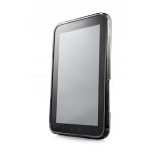Силиконовый чехол CAPDASE Soft Jacket 2 Xpose для Samsung Galaxy Tab - серый