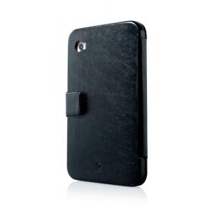 Чехол Capdase Capparel Protective Case для Samsung Galaxy Tab/Tablet/P1000 - чёрный