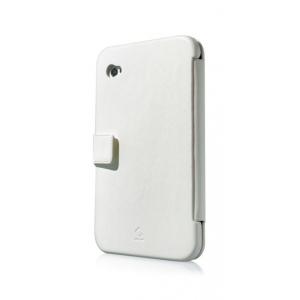 Чехол Capdase Capparel Protective Case для Samsung Galaxy Tab/Tablet/P1000 - белый