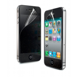 Глянцевая защитная плёнка с блёстками CAPDASE Sparko ARIS для Apple iPhone 4 / 4S