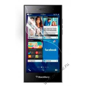 Глянцевая защитная плёнка CAPDASE KLIA для Blackberry Leap