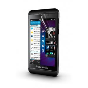 Износостойкая глянцевая защитная плёнка CAPDASE KLIA для Blackberry Z3