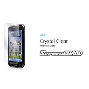 Глянцевая защитная плёнка CAPDASE ARIS для HTC Sensation XL