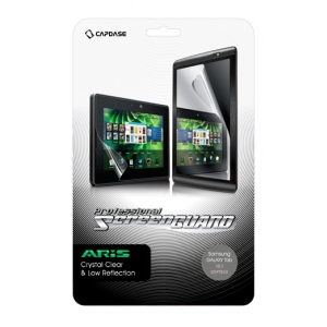 """Глянцевая защитная плёнка CAPDASE ARIS для  Samsung Galaxy Tab 10.1"""" P7500 / P7510"""