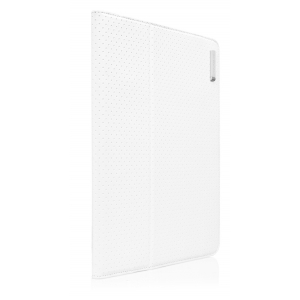 Чехол CAPDASE Protective Case Folio Dot для Apple iPad 3 / iPad 4 / iPad 2 - белый