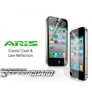 Глянцевая защитная плёнка CAPDASE ARIS для Apple iPhone 4 / 4S