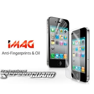 Матовая защитная плёнка CAPDASE IMAG для Apple iPhone 4 / 4S