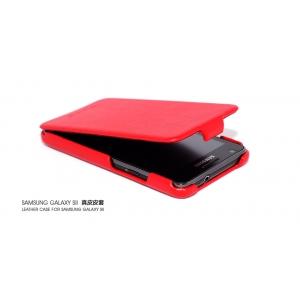 Чехол HOCO для Samsung I9100 Galaxy S II / Galaxy S2 Plus GT-I9105 - красный