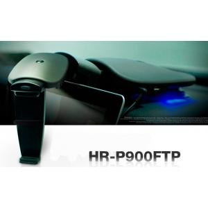 """Автомобильный держатель с зарядкой и подсветкой для планшетов 7"""" - 10.1"""" на торпеду Kropsson HR-P900FTP"""
