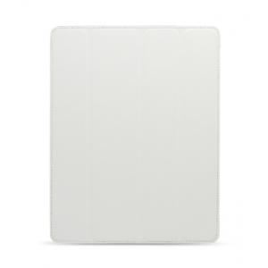 Кожаный чехол Melkco для Apple iPad 3 / iPad 4 / iPad 2 - Slimme Cover Type - белый