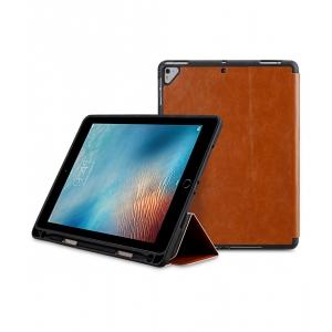 Чехол книжка Melkco Mini PU Cases для iPad Air /Air 2/Pro 9.7 /new iPad 2017/2018 - коричневый