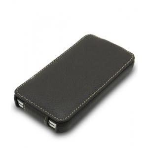 Кожаный чехол Melkco для Apple iPhone 5C - Jacka Type - коричневый
