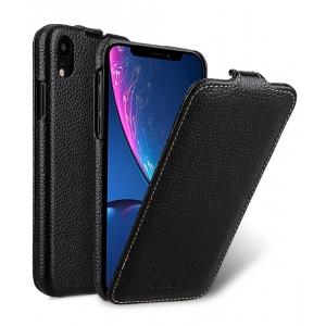 Кожаный чехол Melkco для Apple iPhone XR - Jacka Type - черный