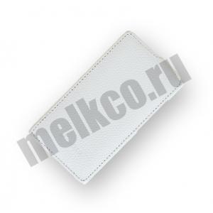 Кожаный чехол Melkco Leather Case for Sony Xperia TX / LT29i - Jacka Type - белый