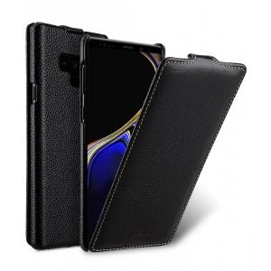 Кожаный чехол Melkco для Samsung Galaxy Note 9 - Jacka Type - черный