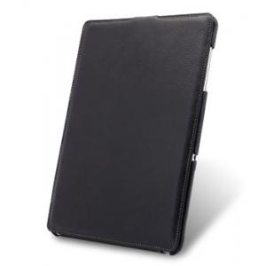 "Кожаный чехол Melkco Leather case for Samsung Galaxy Tab 10.1"" P7500 / P7510 - Jacka Type with double stand - черный"