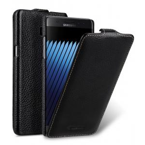 Кожаный чехол Melkco для Samsung Galaxy Note 7 - Jacka Type - черный