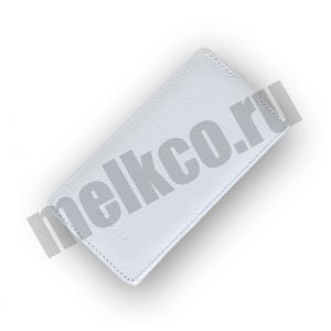 Кожаный чехол Melkco Leather Case для Sony Xperia J - Jacka Type - белый