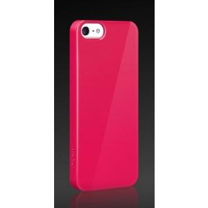 Пластиковый чехол More Granite Ultra Slim для Apple iPhone 5/5S / iPhone SE - розовый