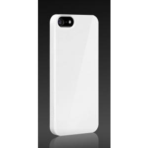 Пластиковый чехол More Granite Ultra Slim для Apple iPhone 5/5S / iPhone SE - белый