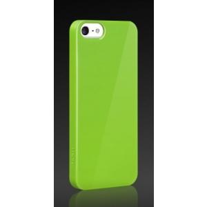 Пластиковый чехол More Granite Ultra Slim для Apple iPhone 5/5S / iPhone SE - зеленый
