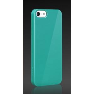 Пластиковый чехол More Granite Ultra Slim для Apple iPhone 5/5S / iPhone SE - голубой