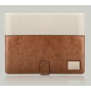 Чехол More Craft Plus для Apple iPad 3 / iPad 4 / iPad 2 - Brown/Canvas - коричневый