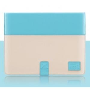 Чехол More Pastel Collection для Apple iPad 3 / iPad 4 / iPad 2 - Baby Blue/Light Beige